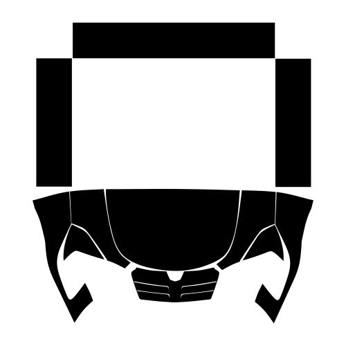 Kioti Mechron 2200 Graphic Templates