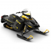 Ski-Doo Rev XR 1200 Hood Graphics Templates
