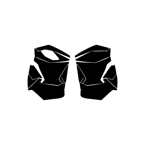 Ski-Doo Rev XS Sidepanels 2013-2016 Graphics Templates
