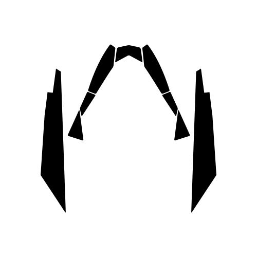 Ski-Doo Tunnel 120 Graphic Templates