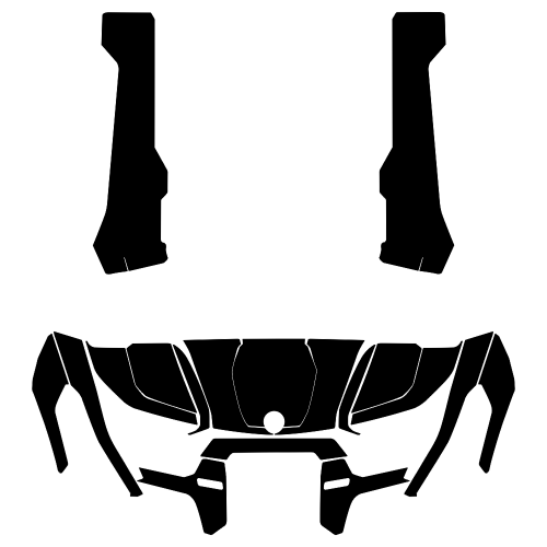 CAN-AM Defender (Traxter) HD10 Graphic Templates