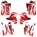Honda FourTrax Foreman 2017 EDITABLE DESIGNS Graphics Template