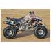 HONDA TRX 450 450 R 450 ER Graphics Template