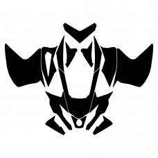 Lynx RS 2008 2009 Hood Graphic Templates