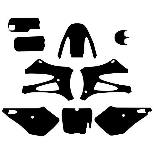 Cobra CX 50 SR 2012 Graphics Template