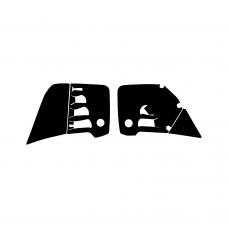 Husaberg 1996-1999 Graphics Templates