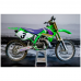 Kawasaki KX 125 250 1994 1995 1996 1997 1998 Graphic Templates