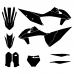 KTM SX SXf Range FE-18 2019 Graphics Template