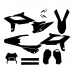 BETA RR 300 2T 350 4T 2020 2021 Graphic Templates