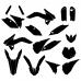 KTM SX 85 2015 Graphic Templates