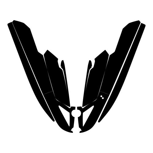 Polaris Octane Jet Ski Graphic Templates