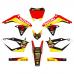 Suzuki RMZ 450 2008 2009 2010 2011 2012 2013 2014 2015 2016 2017 ROCK EDITABLE DESIGNS Graphic Templates