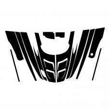 Polaris Gen 2 Hood Graphic Templates