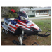 Polaris IQ RMK Shift Dragon 2005-2012 Hood Graphics Template
