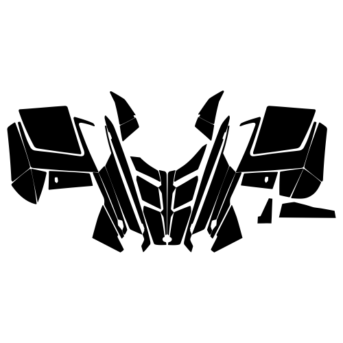 Polaris Pro-RMK Rush Graphics Template