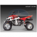 Polaris Outlaw 450 500 525 2009 2010 2011 2012 Graphics Template