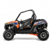 POLARIS RZR 900 900XP FULL KIT Graphic Templates