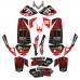 Polaris Predator Metal Mulisha EDITABLE DESIGNS Graphic Templates
