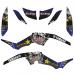 YAMAHA Raptor 350 HH EDITABLE DESIGNS Graphic Templates