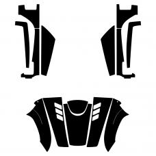 Yamaha Rhino Graphic Templates