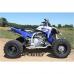 Yamaha YFZ 450R 2014 2015 2016 2017 Graphic Templates