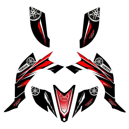 Yamaha YFZ 450 Cobra EDITABLE DESIGNS Graphic Templates