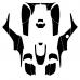 HONDA TRX 400 EX Graphic Templates