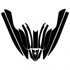 Kawasaki 800 SXR Jet Ski Graphic Templates