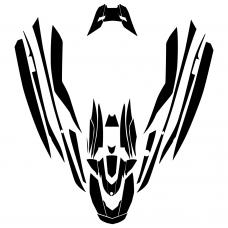Yamaha FX Cruiser SVHO 2019 2020 Graphic Templates