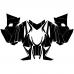 Arctic Cat M8000 2018 2019 2020 Graphic Templates