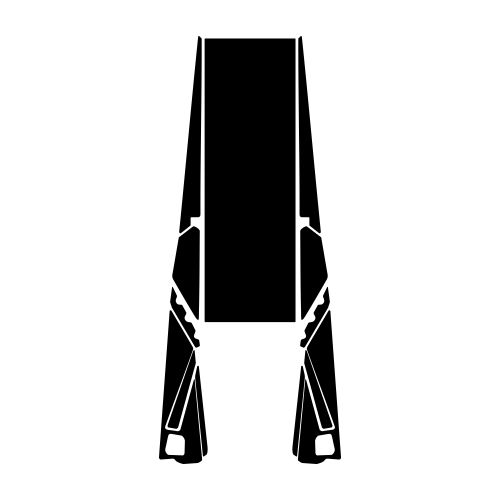 Arctic Cat M8000 Tunnel 165 2018 2019 2020 Graphic Templates