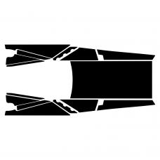 Arctic Cat ProCross 2016 137 Tunnel Graphic Templates