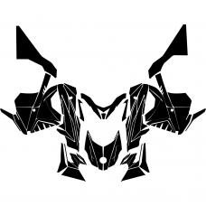 Lynx REX 2 Ranger 2014 2015 2016 2017 Graphic Templates