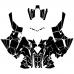 POLARIS Axys Titan XC 2018 2019 2020 Graphic Templates