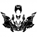 SKI-DOO 850 Freeride Summit TURBO 2020- Graphic Templates
