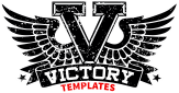 Victorytemplates - ATV, MX and Snowmobile Graphics Templates